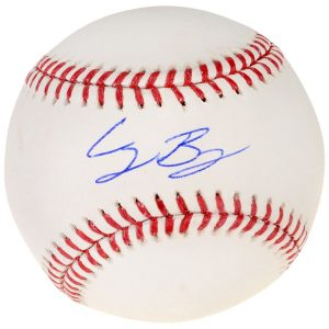 Cody Bellinger Los Angeles Dodgers Fanatics Authentic Autographed Baseball