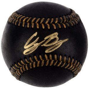 Cody Bellinger Los Angeles Dodgers Fanatics Authentic Autographed Black Leather Baseball