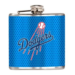 Los Angeles Dodgers 2018 Players' Weekend 6oz. Hip Flask