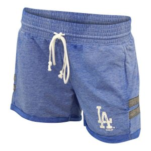 Los Angeles Dodgers Concepts Sport Women's Electrify Knit Shorts – Royal
