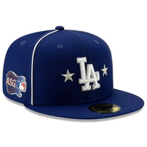 Los Angeles Dodgers New Era 2019 MLB All-Star Game On-Field 59FIFTY Fitted Hat – Royal