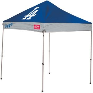Los Angeles Dodgers Rawlings 9′ x 9′ Canopy