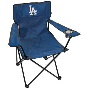 Los Angeles Dodgers Rawlings Gameday Elite Quad Chair