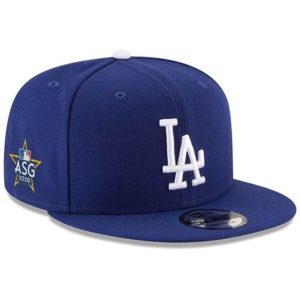 Los Angeles Dodgers New Era 2020 MLB All-Star Game Team Color 9FIFTY Adjustable Snapback Hat – Royal